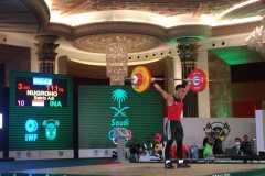 Lifter Indonesia ukir rekor dunia di Kejuaraan Dunia Remaja U-17